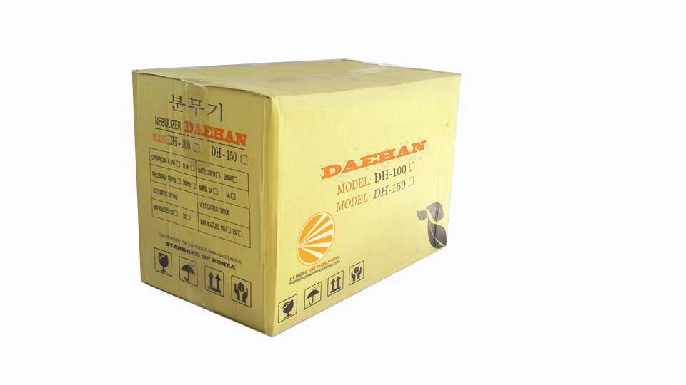 Sản phẩm máy phun sương DH-100