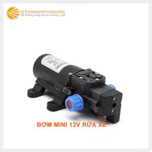 Máy bơm phun mini 12V