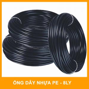 Ống dây nhựa PE-8ly