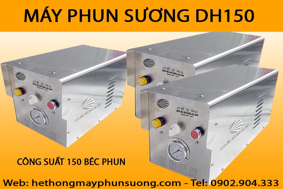 Máy phun sương công suất lớn daehan DH150