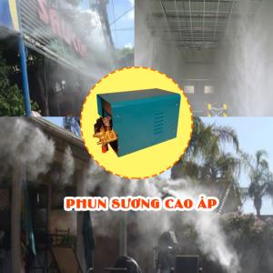 may phun suong cao ap cong nghiep