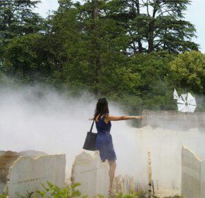 Máy phun sương cao áp ống đồng