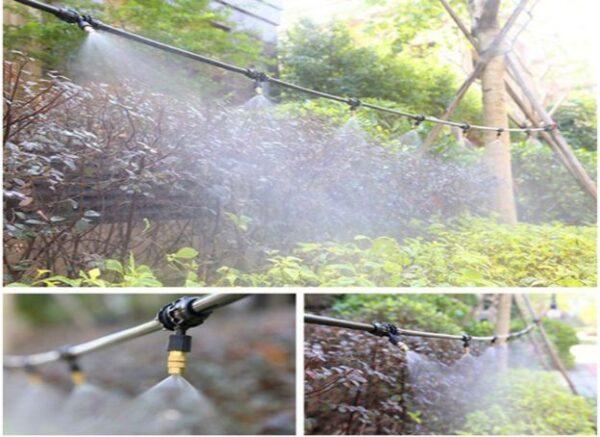 Bộ kit tưới cây tưới lan 20 béc phun